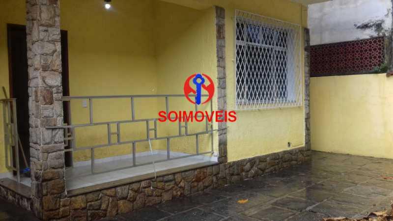 VAR - Casa 3 quartos à venda Riachuelo, Rio de Janeiro - R$ 550.000 - TJCA30021 - 4