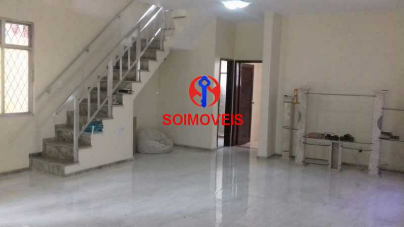 SL - Casa 3 quartos à venda Riachuelo, Rio de Janeiro - R$ 550.000 - TJCA30021 - 10