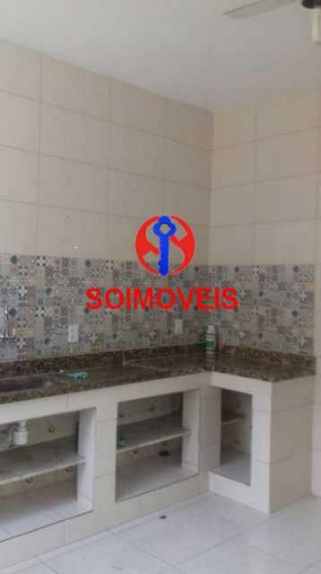 CZ - Casa 3 quartos à venda Riachuelo, Rio de Janeiro - R$ 550.000 - TJCA30021 - 18