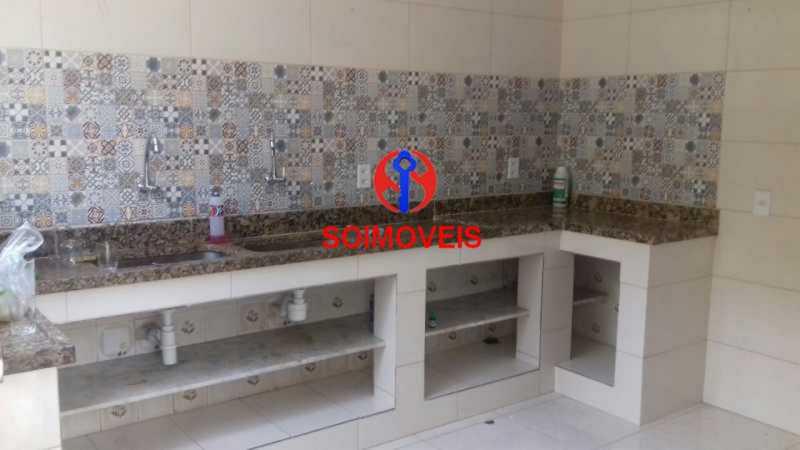 CZ - Casa 3 quartos à venda Riachuelo, Rio de Janeiro - R$ 550.000 - TJCA30021 - 17