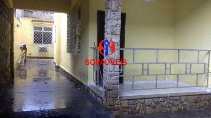 VAR - Casa 3 quartos à venda Riachuelo, Rio de Janeiro - R$ 550.000 - TJCA30021 - 6