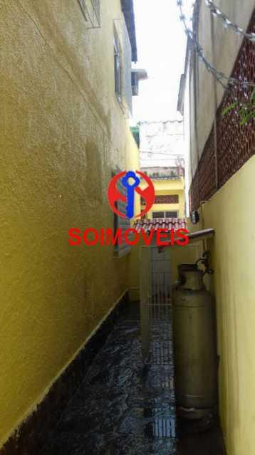 QUITAL - Casa 3 quartos à venda Riachuelo, Rio de Janeiro - R$ 550.000 - TJCA30021 - 21