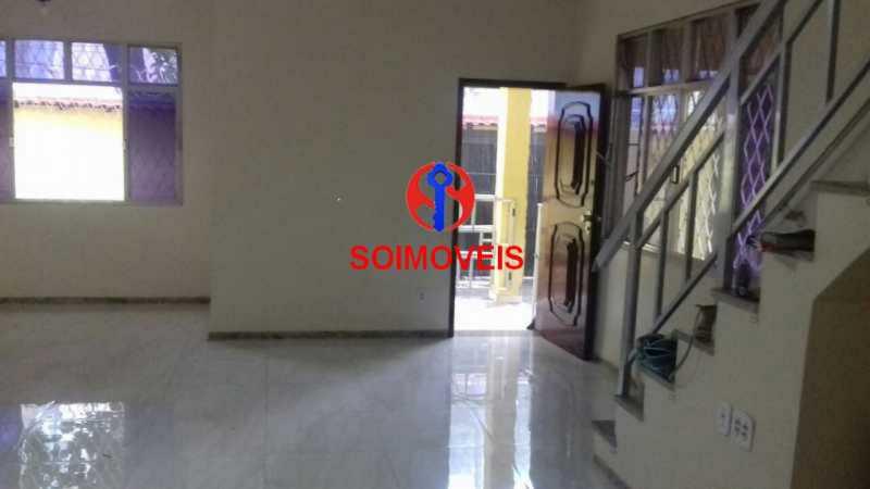 SL - Casa 3 quartos à venda Riachuelo, Rio de Janeiro - R$ 550.000 - TJCA30021 - 11