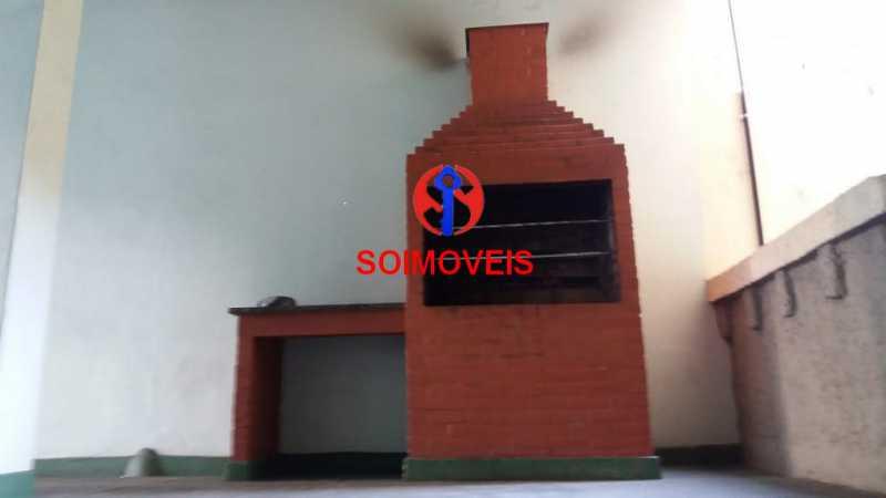 CHU - Apartamento 1 quarto à venda Maracanã, Rio de Janeiro - R$ 245.000 - TJAP10172 - 25