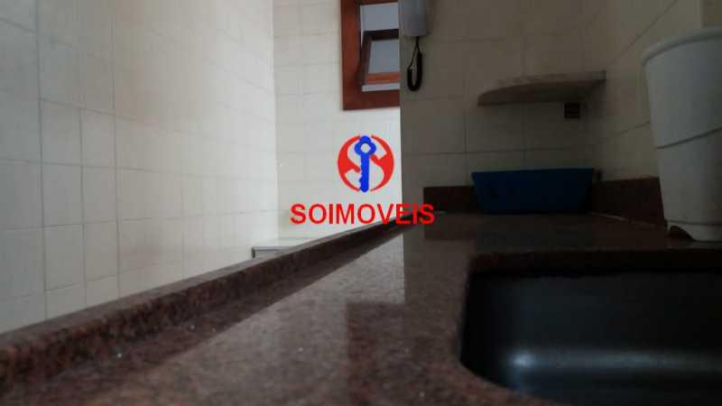 CZ - Apartamento 1 quarto à venda Maracanã, Rio de Janeiro - R$ 245.000 - TJAP10172 - 17
