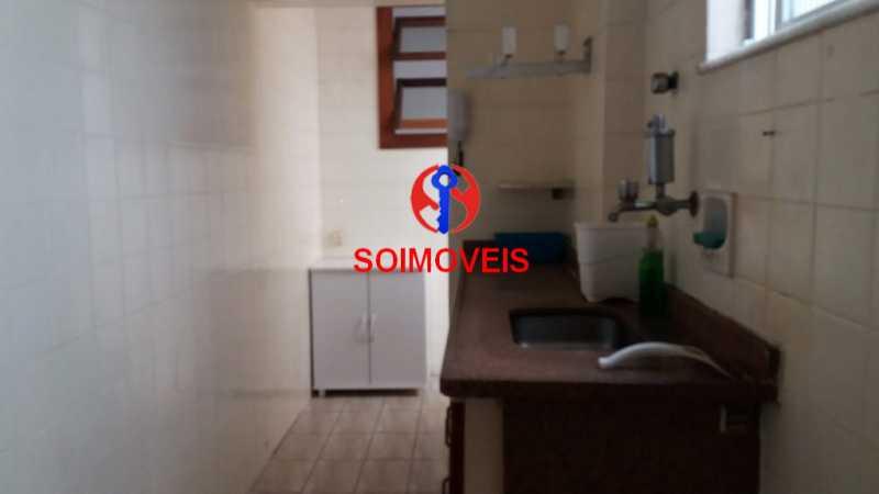 CZ - Apartamento 1 quarto à venda Maracanã, Rio de Janeiro - R$ 245.000 - TJAP10172 - 15