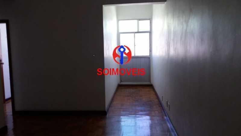 SL - Apartamento 1 quarto à venda Maracanã, Rio de Janeiro - R$ 245.000 - TJAP10172 - 1