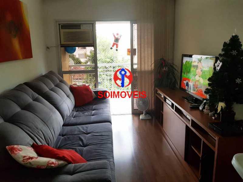 SL - Apartamento 2 quartos à venda Vila Isabel, Rio de Janeiro - R$ 375.000 - TJAP20653 - 1