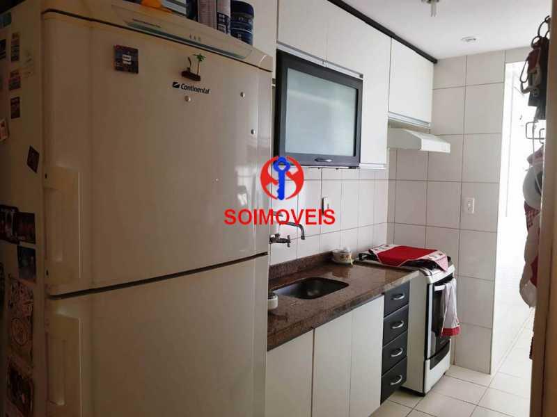 CZ - Apartamento 2 quartos à venda Vila Isabel, Rio de Janeiro - R$ 375.000 - TJAP20653 - 11