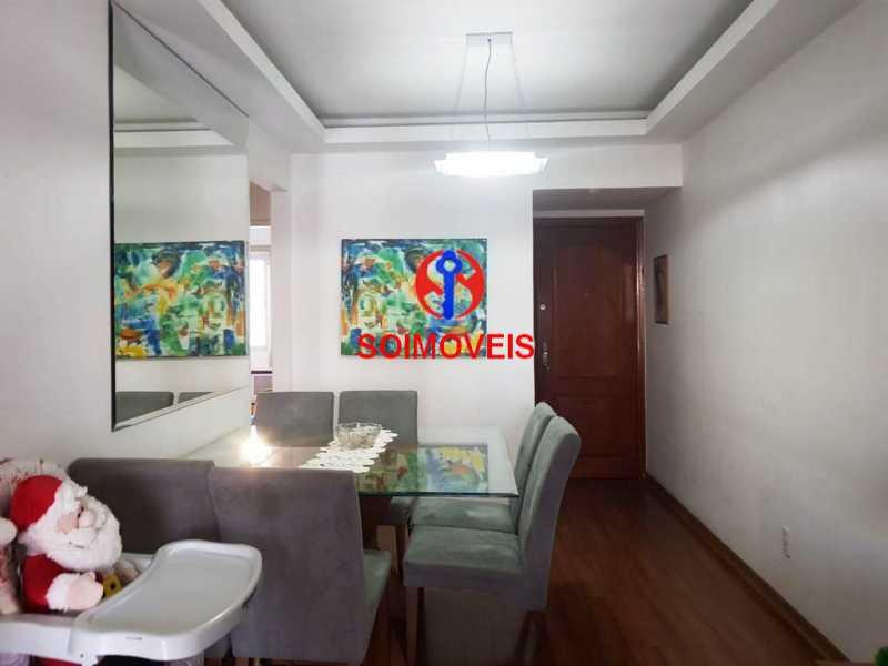 SL - Apartamento 2 quartos à venda Vila Isabel, Rio de Janeiro - R$ 375.000 - TJAP20653 - 3