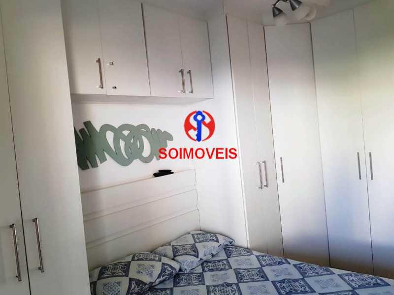 QT - Apartamento 2 quartos à venda Vila Isabel, Rio de Janeiro - R$ 375.000 - TJAP20653 - 5