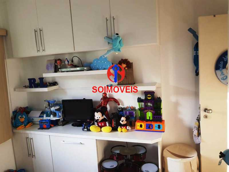 QT - Apartamento 2 quartos à venda Vila Isabel, Rio de Janeiro - R$ 375.000 - TJAP20653 - 8