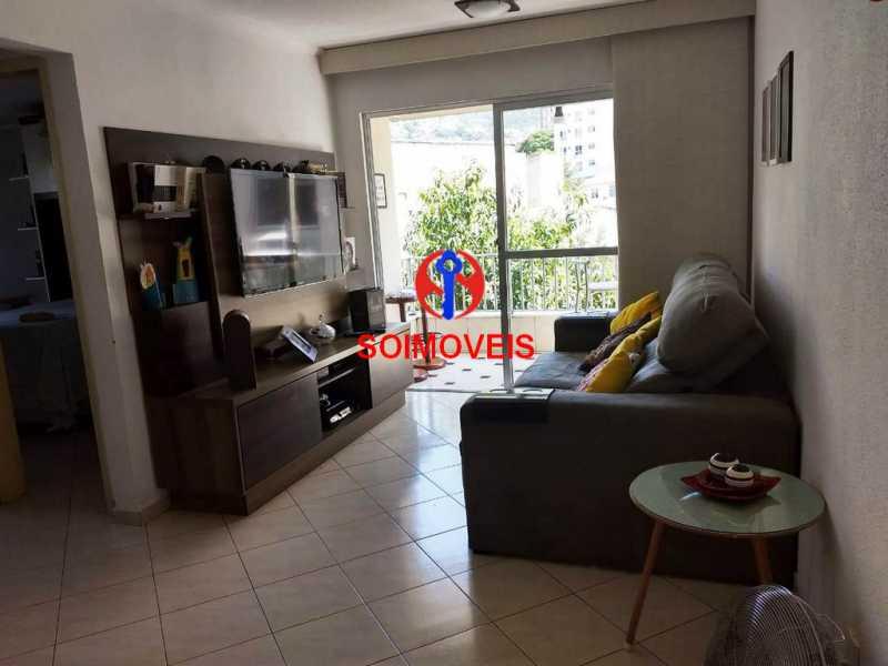 SL - Apartamento 2 quartos à venda Méier, Rio de Janeiro - R$ 285.000 - TJAP20654 - 4