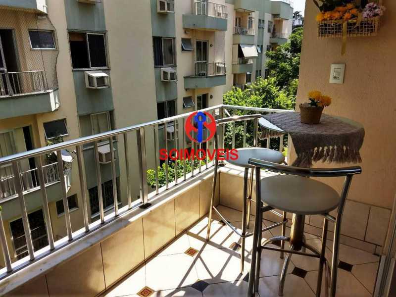 VAR - Apartamento 2 quartos à venda Méier, Rio de Janeiro - R$ 285.000 - TJAP20654 - 8