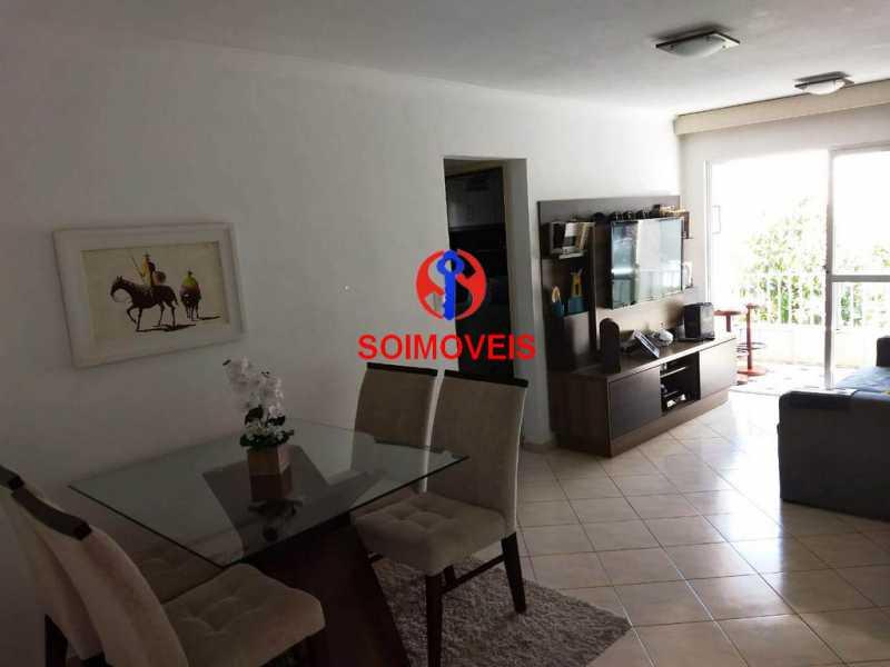 SL - Apartamento 2 quartos à venda Méier, Rio de Janeiro - R$ 285.000 - TJAP20654 - 1