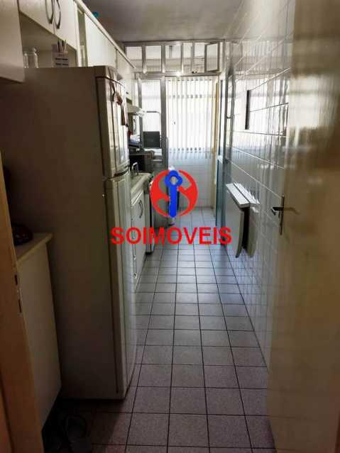 CZ - Apartamento 2 quartos à venda Méier, Rio de Janeiro - R$ 285.000 - TJAP20654 - 19