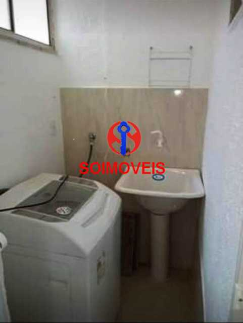 AR - Apartamento 1 quarto à venda Engenho Novo, Rio de Janeiro - R$ 109.000 - TJAP10175 - 15