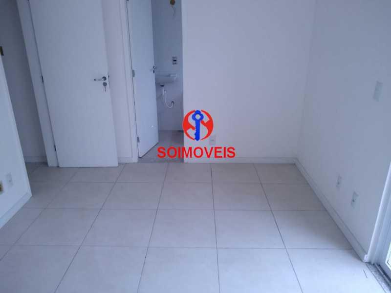 qt - Casa de Vila 3 quartos à venda Méier, Rio de Janeiro - R$ 410.000 - TJCV30028 - 11
