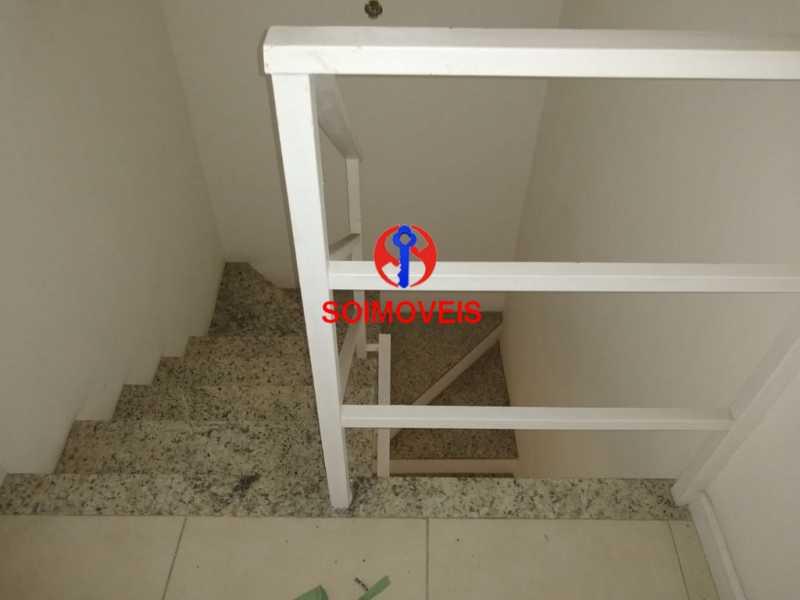 circ - Casa de Vila 3 quartos à venda Méier, Rio de Janeiro - R$ 410.000 - TJCV30028 - 6