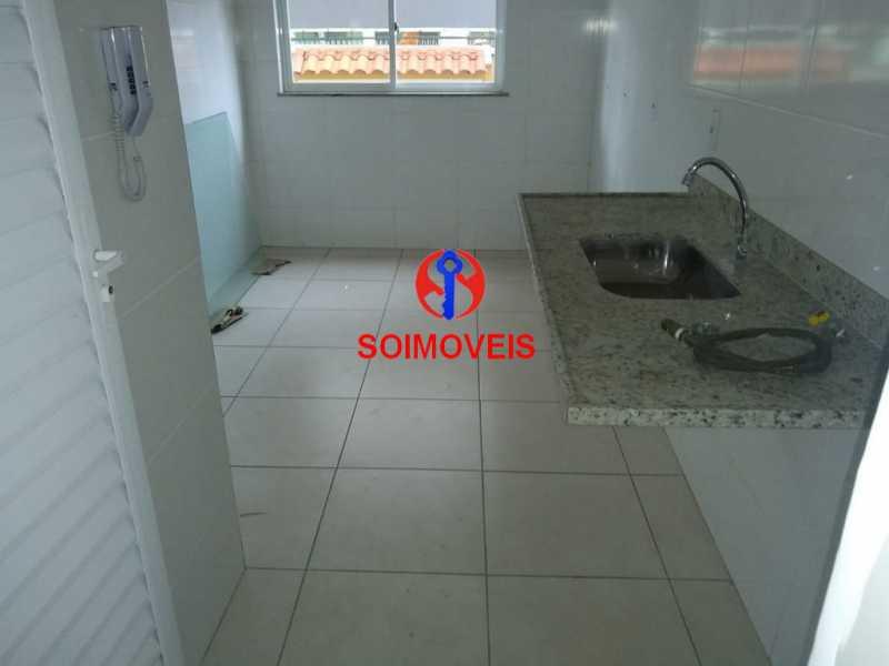 cz - Casa de Vila 3 quartos à venda Méier, Rio de Janeiro - R$ 410.000 - TJCV30028 - 19