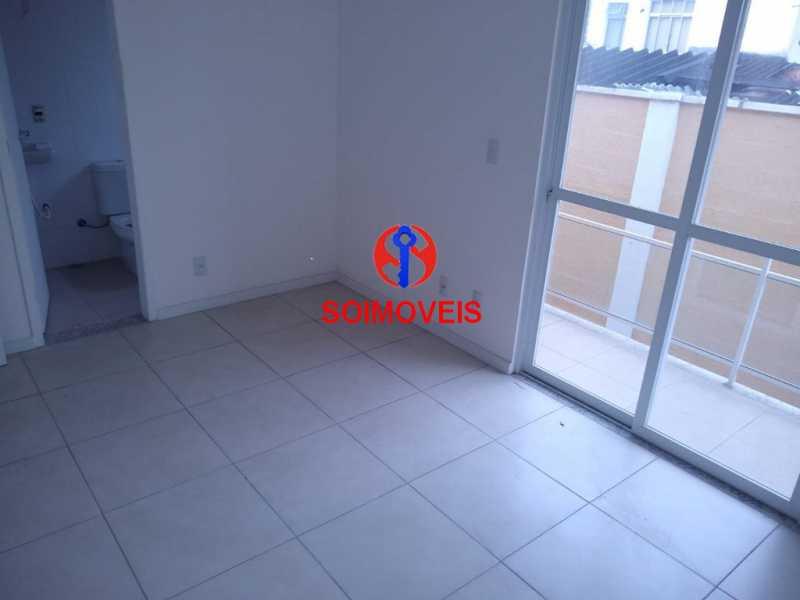 qt - Casa de Vila 3 quartos à venda Méier, Rio de Janeiro - R$ 410.000 - TJCV30028 - 9