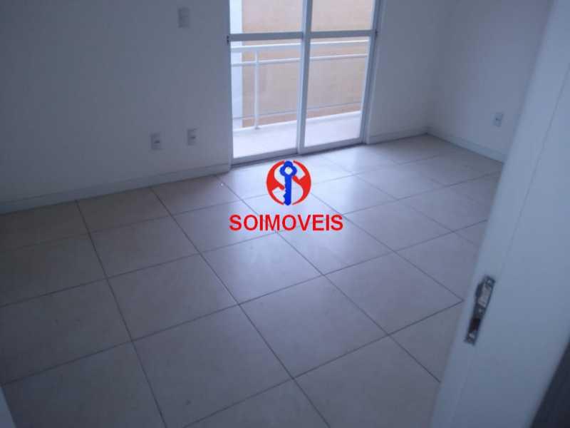 qt - Casa de Vila 3 quartos à venda Méier, Rio de Janeiro - R$ 410.000 - TJCV30028 - 8