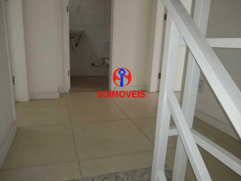 circ - Casa de Vila 3 quartos à venda Méier, Rio de Janeiro - R$ 410.000 - TJCV30028 - 5