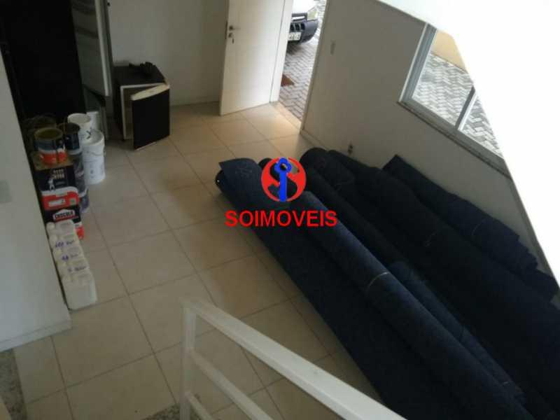 sl - Casa de Vila 3 quartos à venda Méier, Rio de Janeiro - R$ 410.000 - TJCV30028 - 3