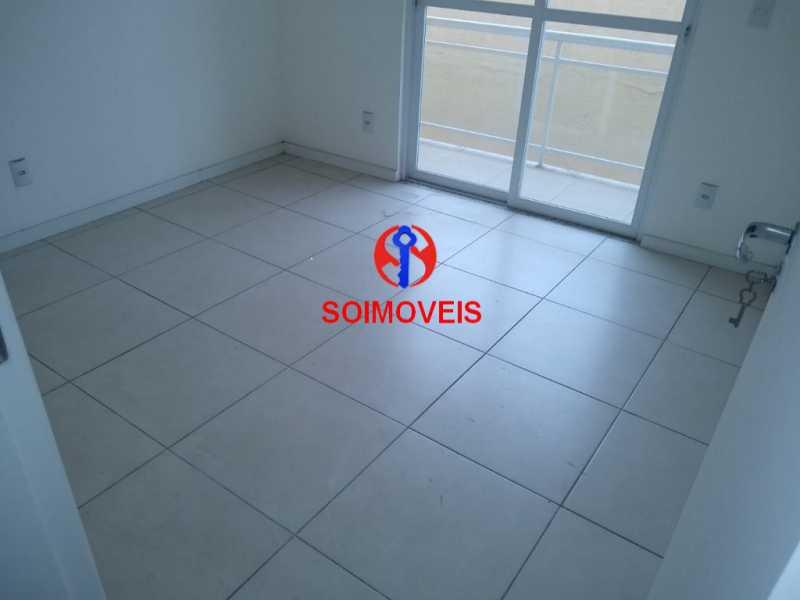 qt - Casa de Vila 3 quartos à venda Méier, Rio de Janeiro - R$ 410.000 - TJCV30028 - 12