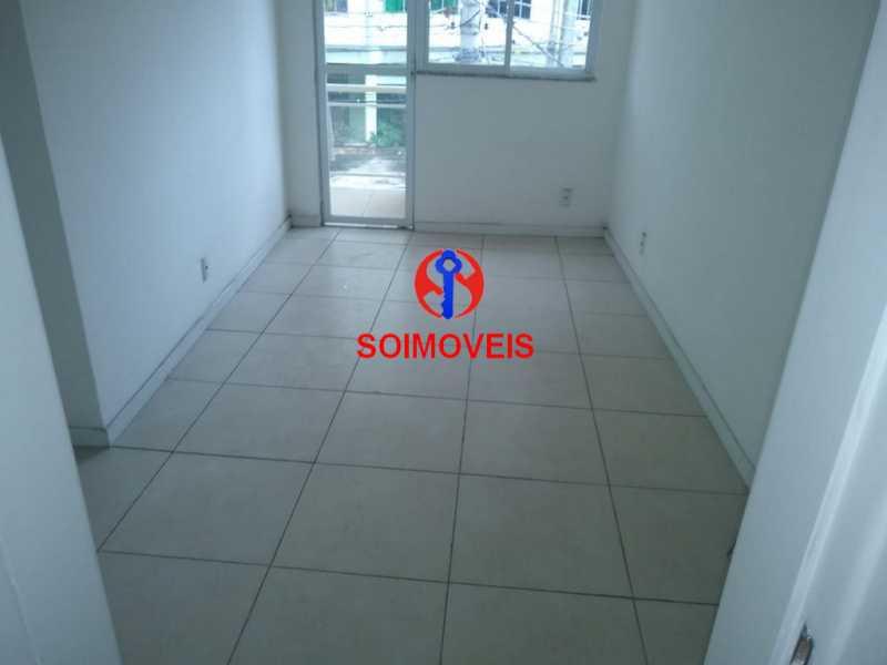 qt - Casa de Vila 3 quartos à venda Méier, Rio de Janeiro - R$ 410.000 - TJCV30028 - 7