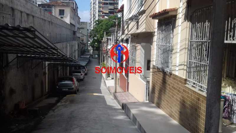 vila - Casa de Vila 3 quartos à venda Rio Comprido, Rio de Janeiro - R$ 490.000 - TJCV30029 - 1