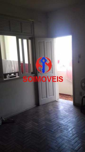 qt - Casa de Vila 3 quartos à venda Rio Comprido, Rio de Janeiro - R$ 490.000 - TJCV30029 - 8