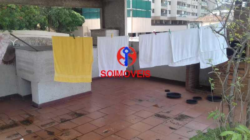 ter - Casa de Vila 3 quartos à venda Rio Comprido, Rio de Janeiro - R$ 490.000 - TJCV30029 - 22
