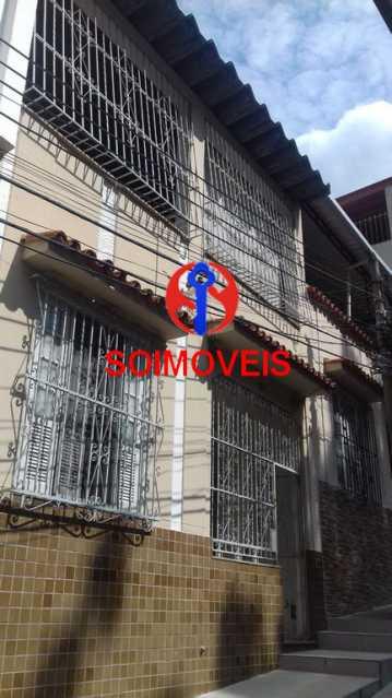fac - Casa de Vila 3 quartos à venda Rio Comprido, Rio de Janeiro - R$ 490.000 - TJCV30029 - 3