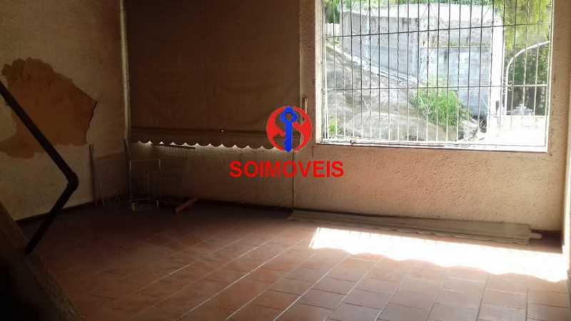qt - Casa de Vila 3 quartos à venda Rio Comprido, Rio de Janeiro - R$ 490.000 - TJCV30029 - 7