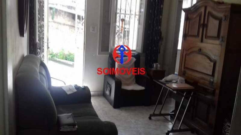 sl - Casa de Vila 3 quartos à venda Rio Comprido, Rio de Janeiro - R$ 490.000 - TJCV30029 - 4