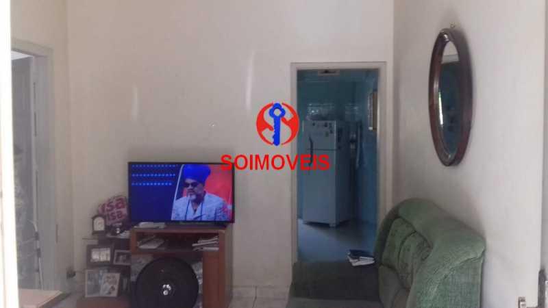 sl - Casa de Vila 3 quartos à venda Rio Comprido, Rio de Janeiro - R$ 490.000 - TJCV30029 - 6
