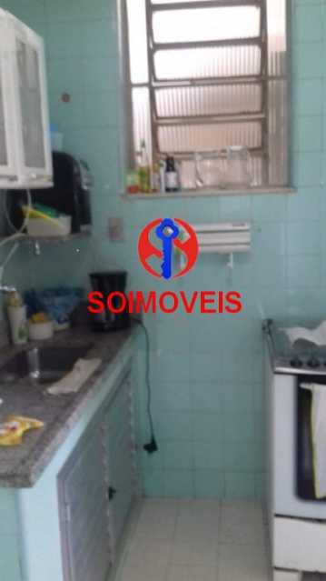 cz - Casa de Vila 3 quartos à venda Rio Comprido, Rio de Janeiro - R$ 490.000 - TJCV30029 - 15