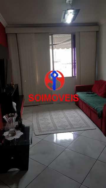 1-SL - Apartamento 3 quartos à venda Tijuca, Rio de Janeiro - R$ 535.000 - TJAP30297 - 1