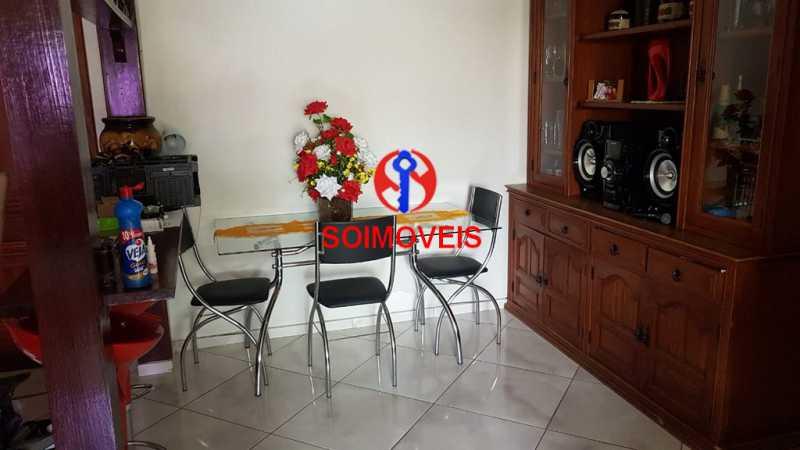 1-SL2 - Apartamento 3 quartos à venda Tijuca, Rio de Janeiro - R$ 535.000 - TJAP30297 - 3