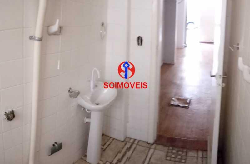 bh - Casa de Vila 7 quartos à venda Tijuca, Rio de Janeiro - R$ 1.100.000 - TJCV70001 - 13