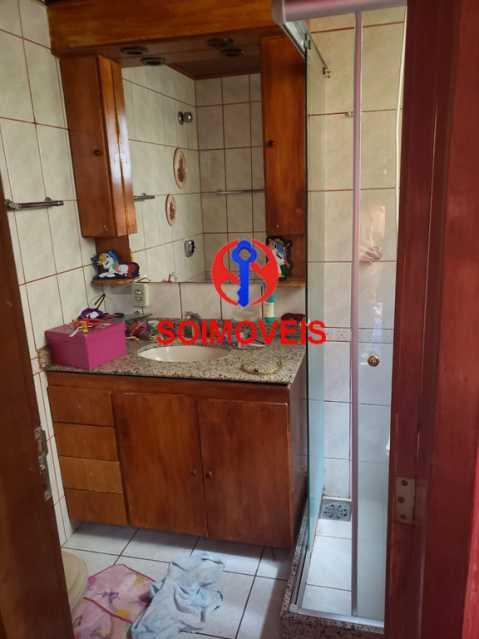 bh - Casa de Vila 7 quartos à venda Tijuca, Rio de Janeiro - R$ 1.100.000 - TJCV70001 - 10