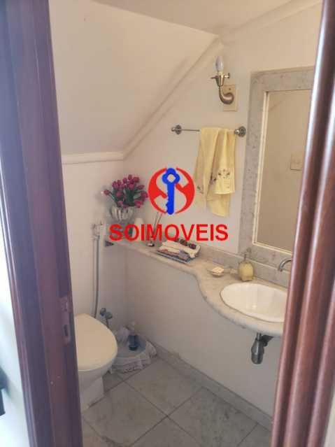 bh - Casa de Vila 7 quartos à venda Tijuca, Rio de Janeiro - R$ 1.100.000 - TJCV70001 - 11
