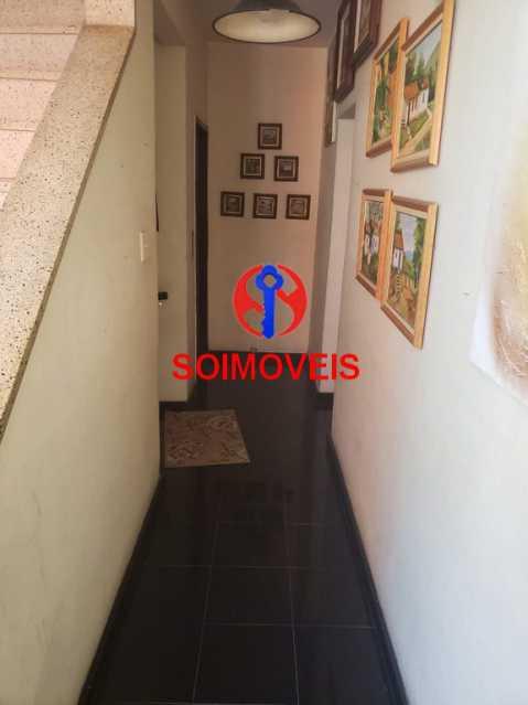 circ - Casa de Vila 7 quartos à venda Tijuca, Rio de Janeiro - R$ 1.100.000 - TJCV70001 - 6