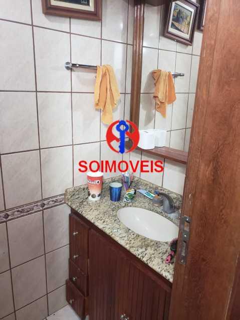 bh - Casa de Vila 7 quartos à venda Tijuca, Rio de Janeiro - R$ 1.100.000 - TJCV70001 - 9