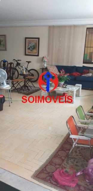 sl - Casa de Vila 7 quartos à venda Tijuca, Rio de Janeiro - R$ 1.100.000 - TJCV70001 - 4