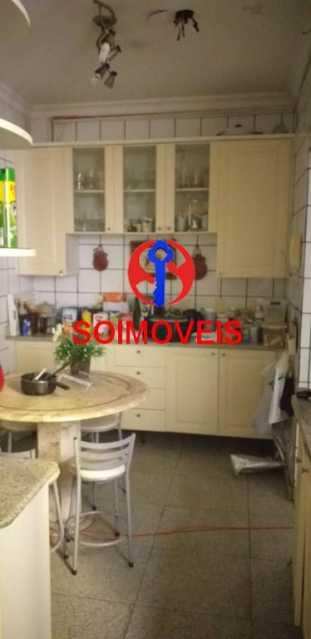 cz - Casa de Vila 7 quartos à venda Tijuca, Rio de Janeiro - R$ 1.100.000 - TJCV70001 - 14