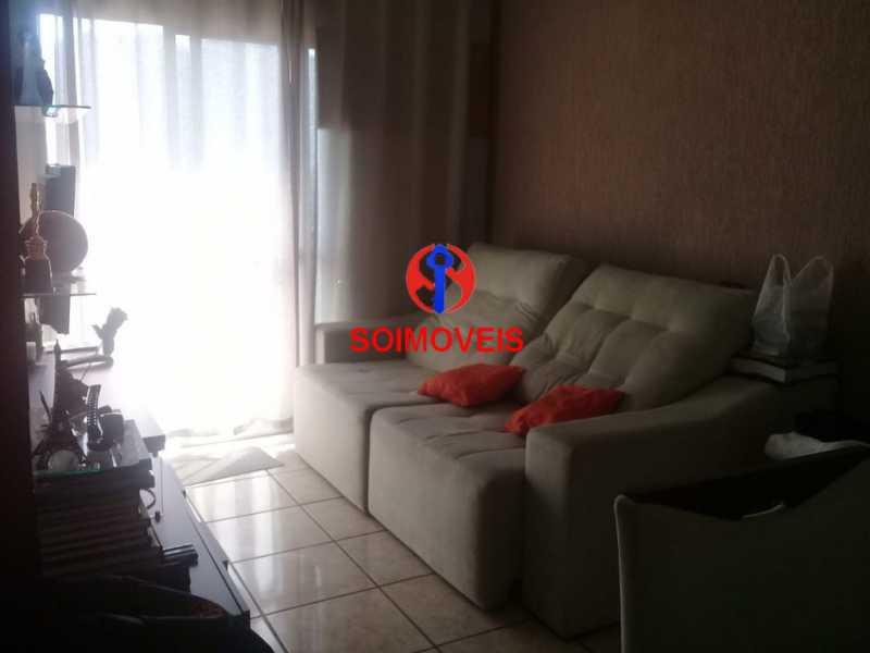 1-SL - Apartamento 2 quartos à venda Todos os Santos, Rio de Janeiro - R$ 275.000 - TJAP20676 - 1