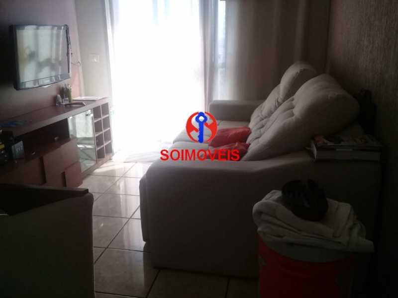 1-SL6 - Apartamento 2 quartos à venda Todos os Santos, Rio de Janeiro - R$ 275.000 - TJAP20676 - 7