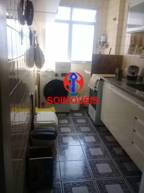 4-COZ2 - Apartamento 2 quartos à venda Todos os Santos, Rio de Janeiro - R$ 275.000 - TJAP20676 - 16